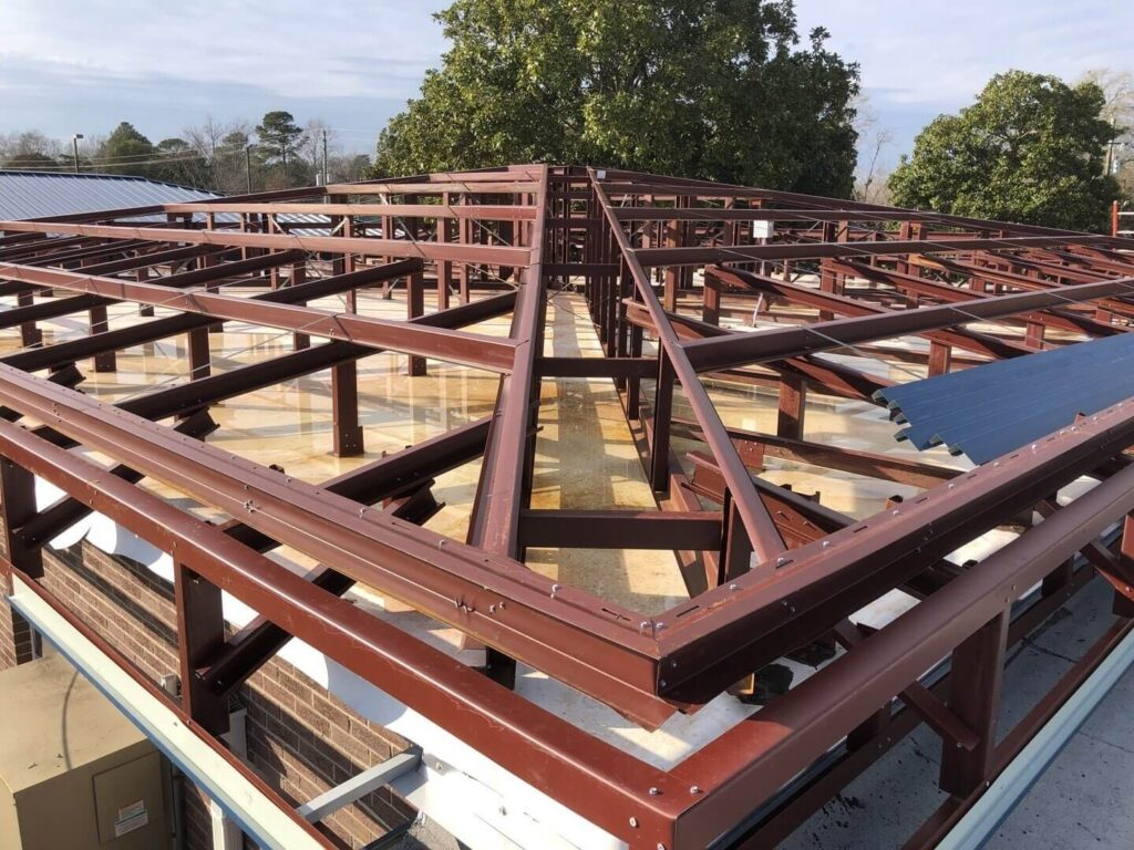 Re-roofing (Retrofitting) Metal Roofs-USA Metal Roof Contractors of Brandon